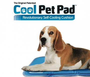 Cooling pet pads GreenPetShop