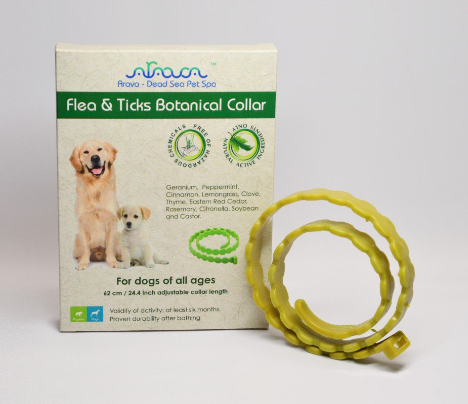 Herbal repellent collar ARAVA