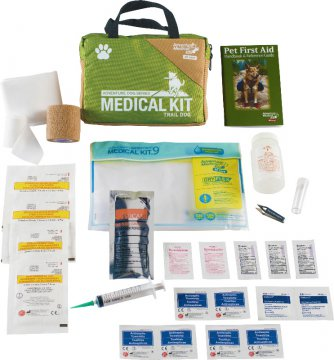 Trail dog Medical Kit