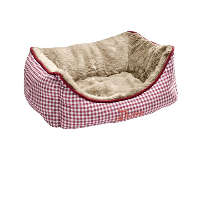Astana dog bed. Elegant and comfortable.