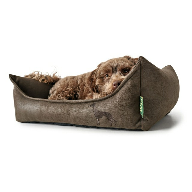 Durable, comfortable and easy to clean dog bed.